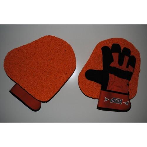 Перчатки Kosa вратарские 601 тренировочные