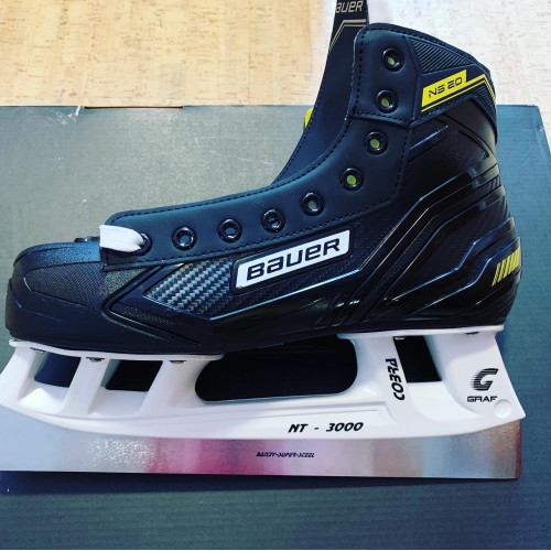 Коньки Bauer NS 20 Bandy